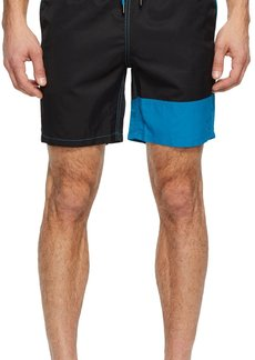 Mr. Swim Men's Dale Solid Swim Trunks  XXL