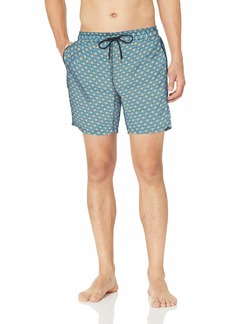Mr. Swim Men's Geometric  L
