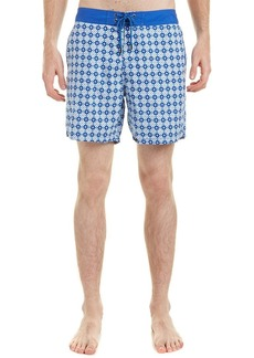 Mr. Swim Men's Tropical Chuck Swim Trunk