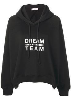 MSGM Dream hoodie