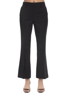 MSGM Flared Cool Wool Pants