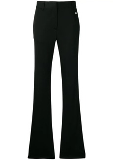 MSGM flared style trousers