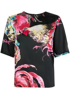MSGM graphic-print shirt