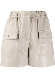 MSGM high-waist shorts