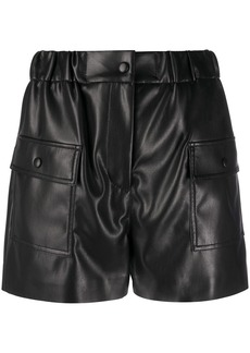 MSGM high-waisted shorts
