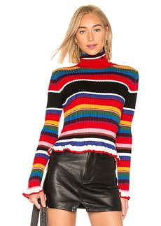 MSGM Ribbed Sweater