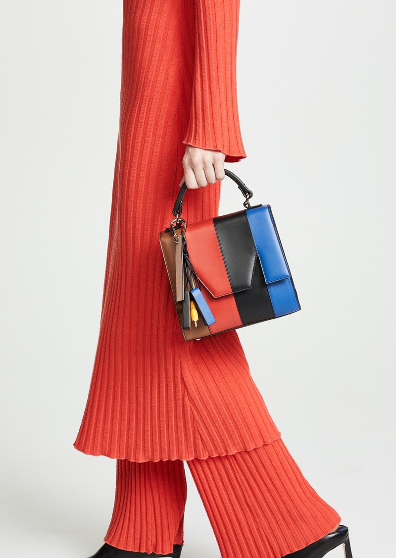 MSGM Small Satchel Bag