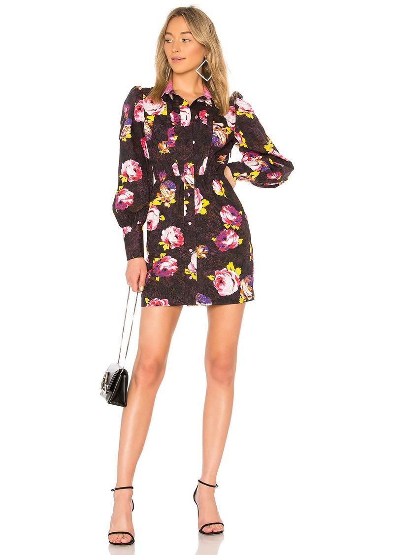 MSGM Popeline Dress