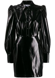 MSGM puff-sleeve dress