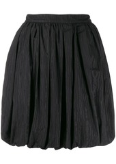 MSGM puffball skirt