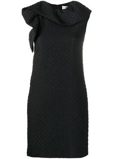 MSGM quilted mini dress