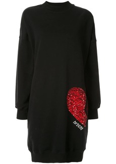 MSGM sequins embellished dress