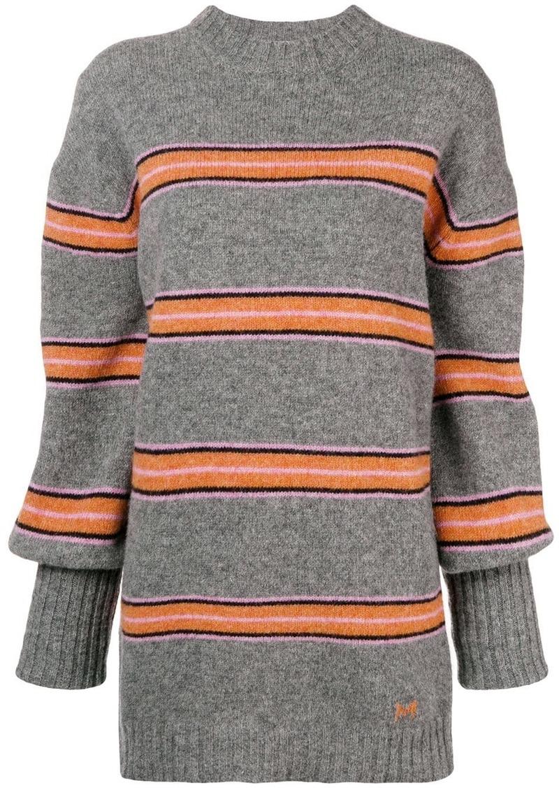 MSGM striped jumper