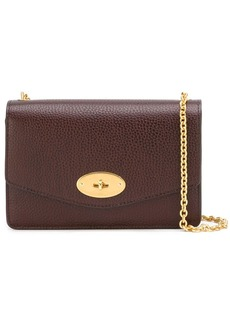 Mulberry chain strap crossbody bag