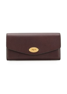 Mulberry Darley grain wallet