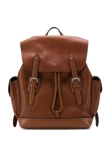 Mulberry Heritage textured backpack