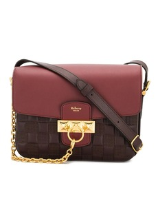 Mulberry Keeley quilted satchel bag