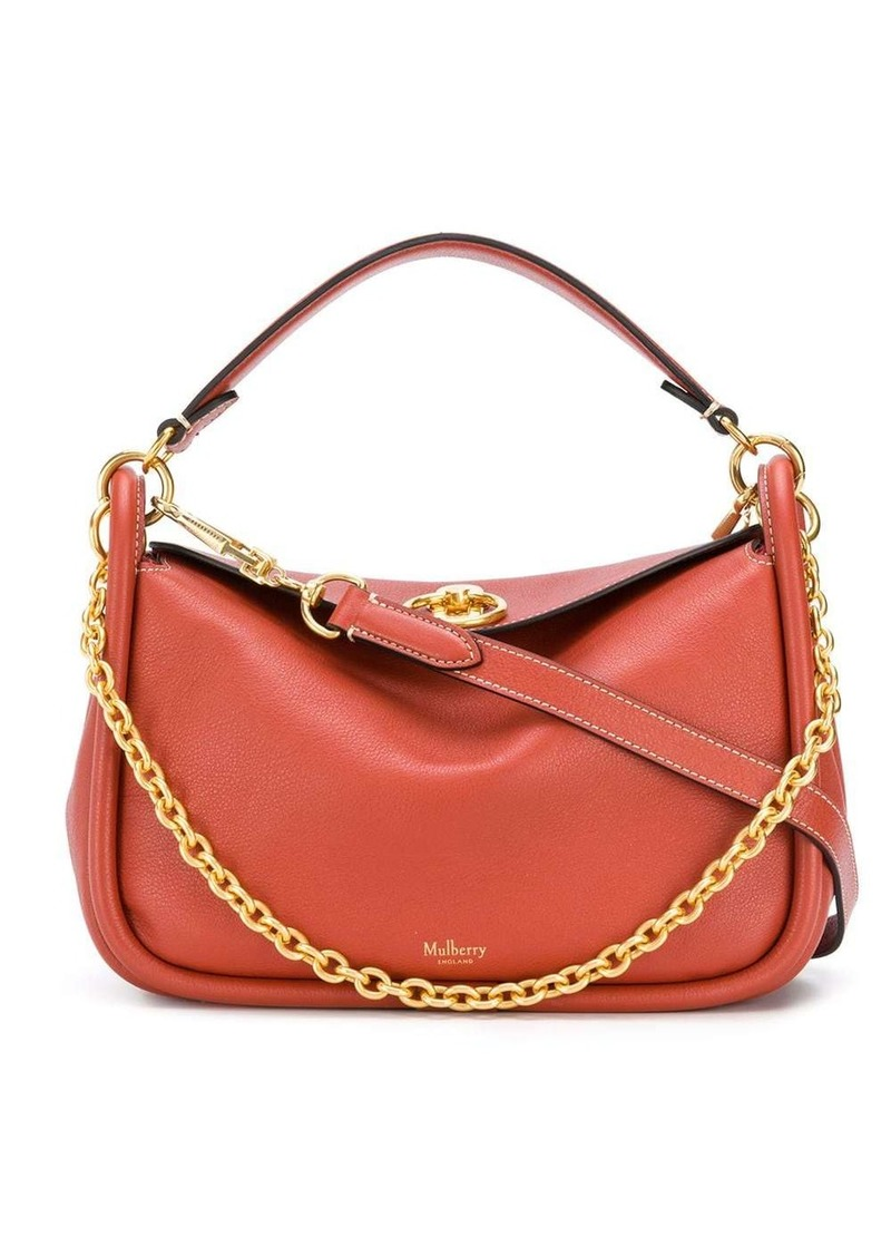 Mulberry Leighton small smooth shoulder bag