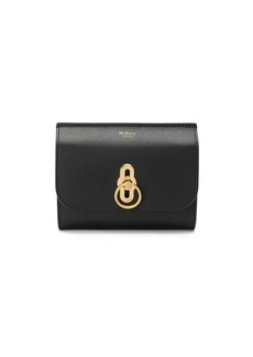 Mulberry medium Amberley wallet
