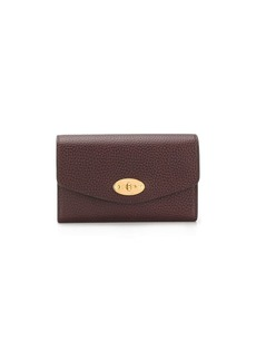 Mulberry medium Darley wallet