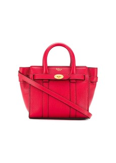 Mulberry Micro Zipped Bayswater tote