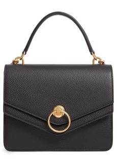 Mulberry Mulberrry Harlow Calfskin Leather Satchel