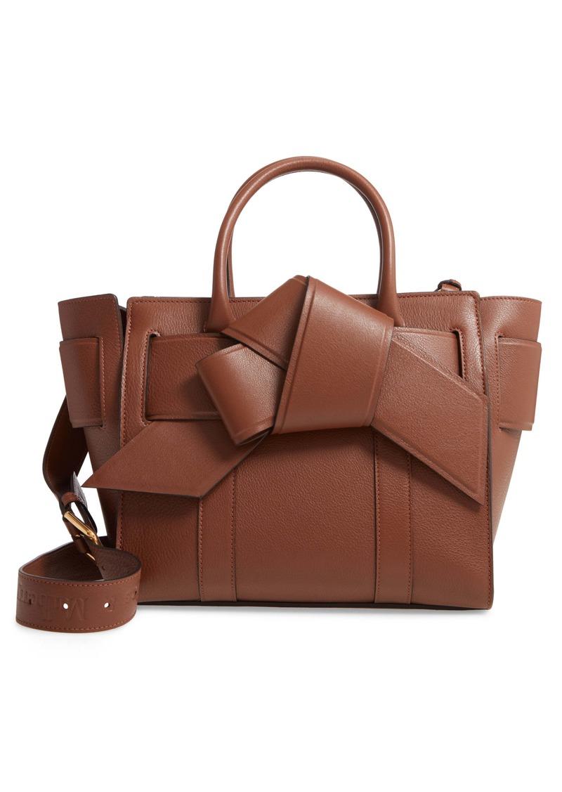 Mulberry & Acne Studios Musubi Bayswater Leather Satchel
