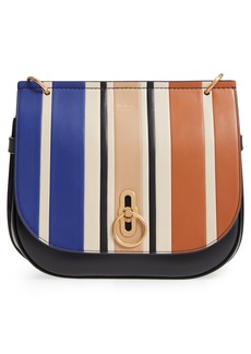 Mulberry Amberley Colorblock Leather Shoulder Bag