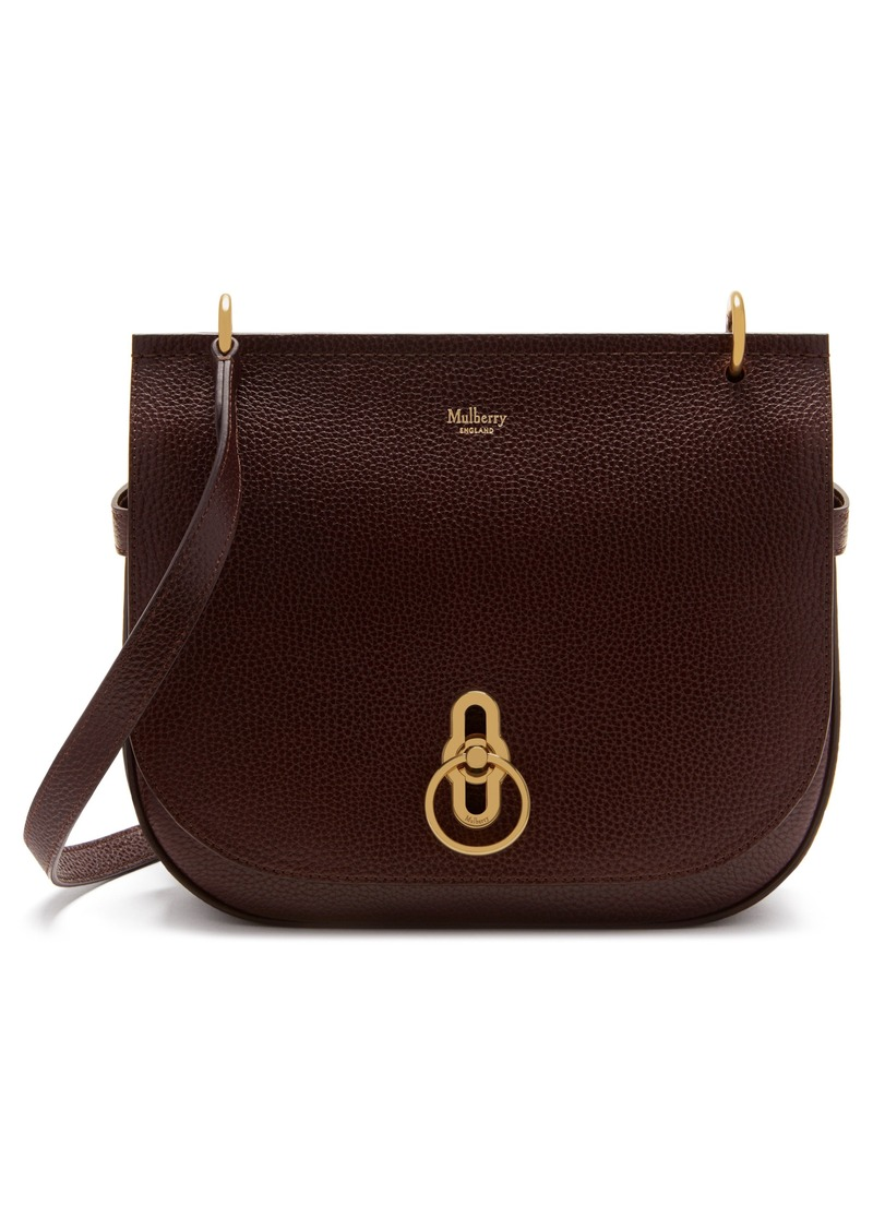 c76e5fdc11b9 Mulberry Mulberry Amberley Leather Crossbody Bag