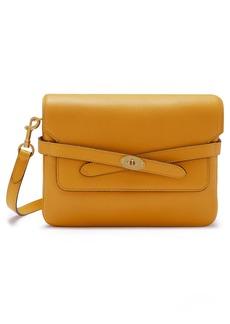 Mulberry Bayswater Belted Leather Shoulder Bag
