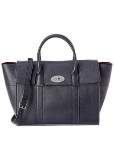 Mulberry Bayswater Classic Grain Leather Satchel