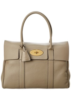 Mulberry Bayswater Small Classic Grain Leather Shoulder Bag