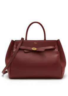 Mulberry Belted Bayswater Convertible Leather Satchel