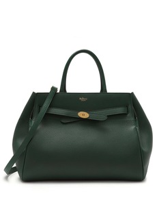 Mulberry Belted Bayswater Leather Satchel