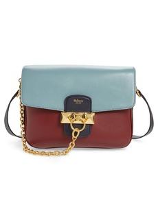Mulberry Keeley Colorblock Leather Shoulder Bag
