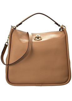 Mulberry Leighton Leather Shoulder Bag