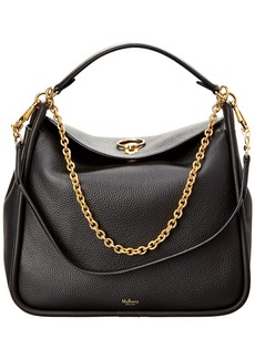 Mulberry Leighton Small Leather Shoulder Bag