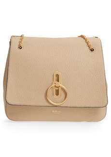 Mulberry Marloes Grained Calfskin Leather Satchel