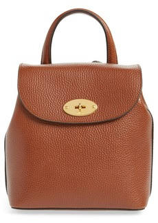 Mulberry Mini Bayswater Calfskin Leather Convertible Backpack