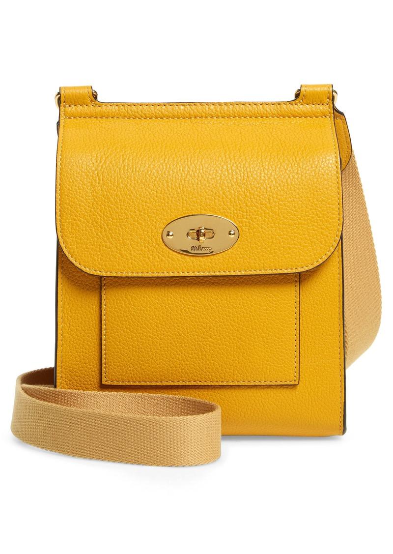 Mulberry Small Antony Leather Crossbody Bag