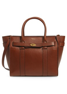 Mulberry Small Bayswater Leather Satchel