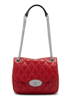 Mulberry Small Darley Convertible Quilted Leather Shoulder Bag