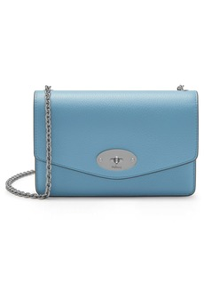 Mulberry Small Darley Leather Crossbody Bag