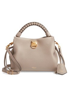 Mulberry Small Iris Leather Top Handle Bag
