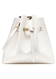 Mulberry Small Tyndale Leather Bucket Bag