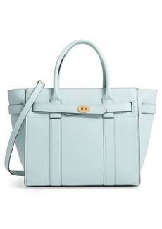 Mulberry Small Zip Bayswater Classic Leather Tote