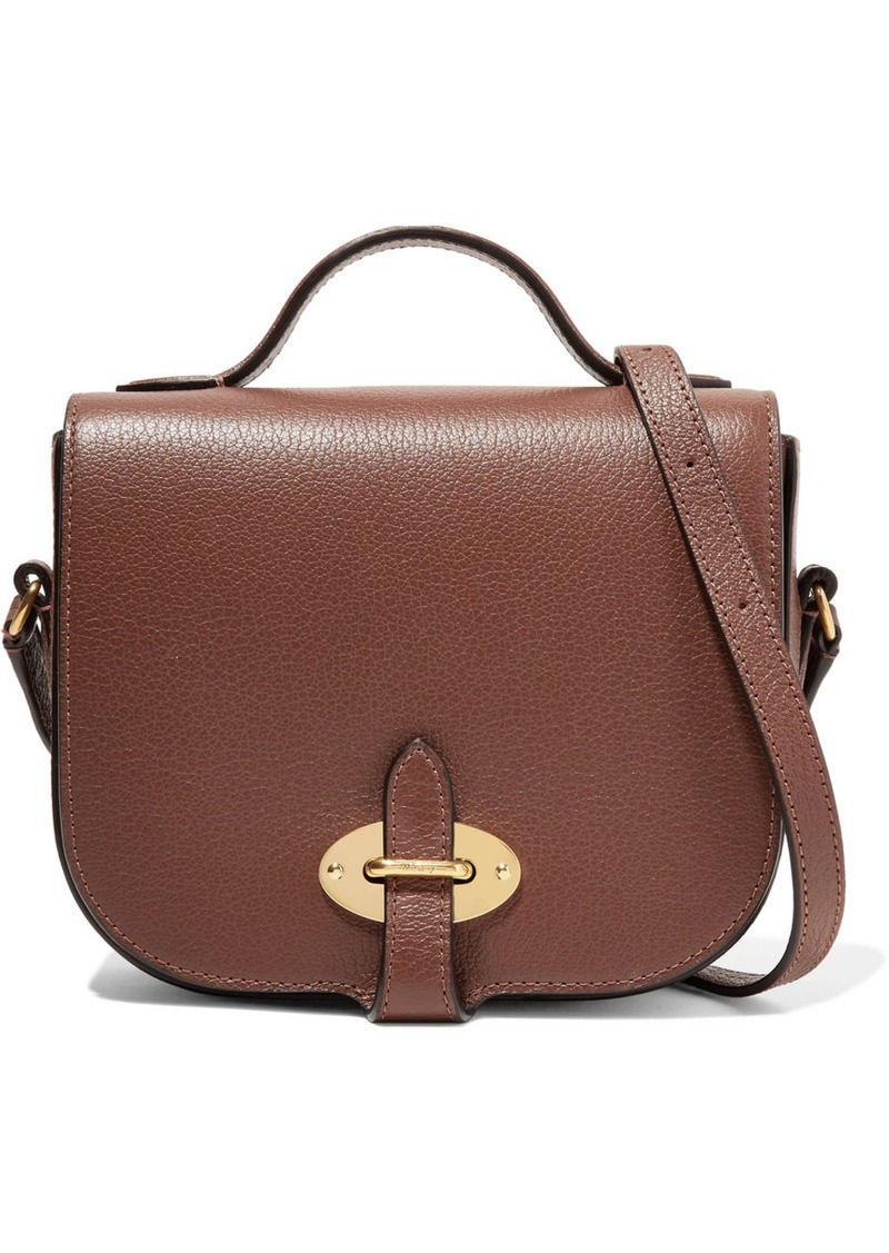 8ca1c51c39a37 Mulberry Mulberry Tenby small textured-leather shoulder bag | Handbags