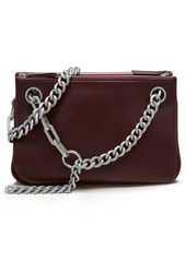 Mulberry 'Winsley' Leather Shoulder Bag