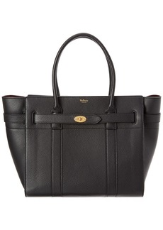 Mulberry Zipped Bayswater Small  Leather Tote