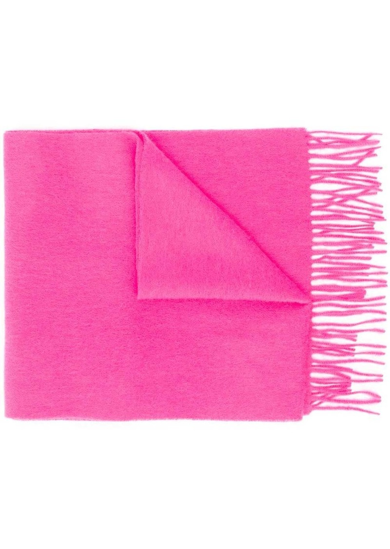 Mulberry small solid scarf